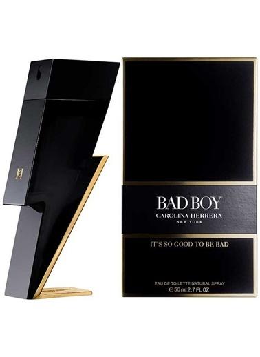 Carolina Herrera Bad Boy EDT 50 ml Erkek Parfüm Renksiz